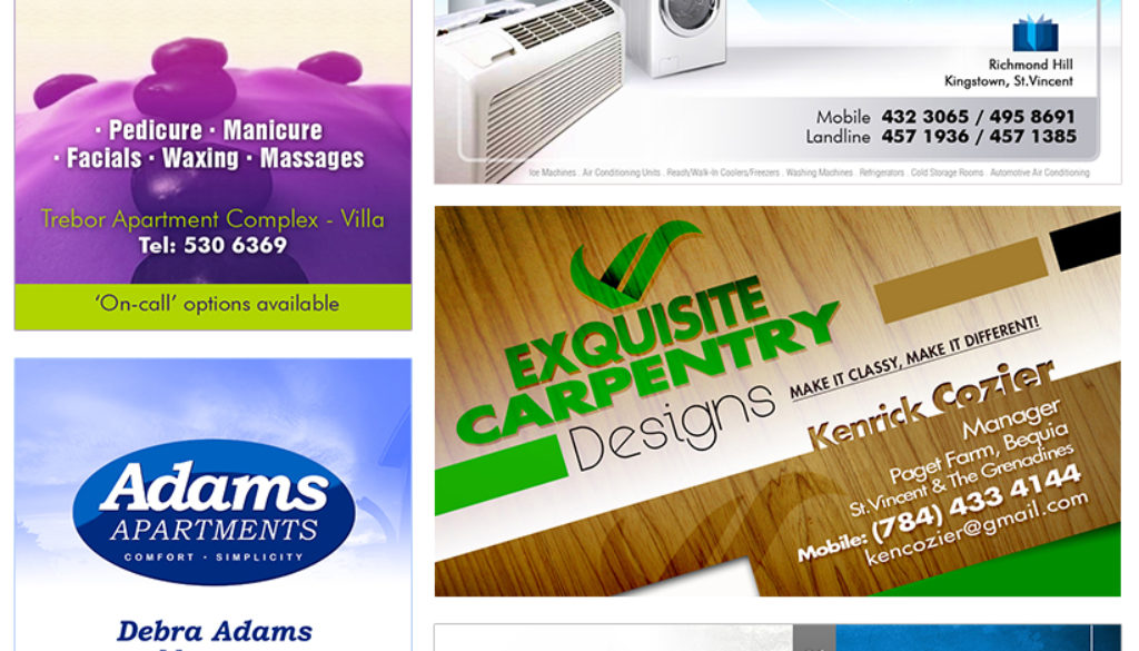 Business Cards – SmArtWorks Agency